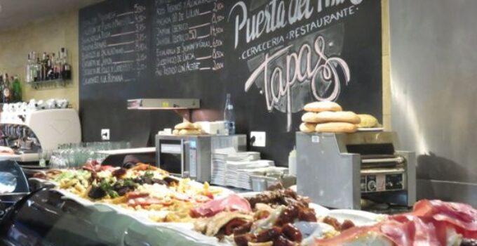 Un buen sitio para almorzar en Valencia, Restaurante Puerta del Mar