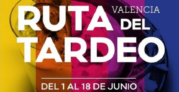 Ruta del tardeo en Valencia