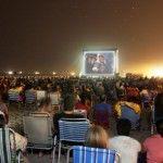 Cine de verano gratis en las playas de Valencia. Verano 2018