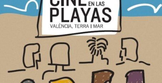 Programación Agosto: Cine gratis en playas de Valencia