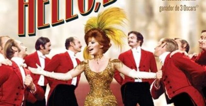 Se reestrena en cines el musical 'Hello Dolly!' protagonizado por Barbra Streisand