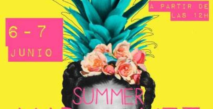 Llega el Summer Market en Rocafort