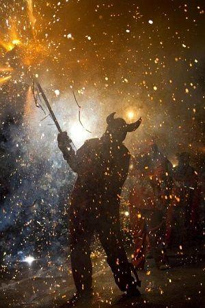 David Cantillo fotografias fiestas valencianas