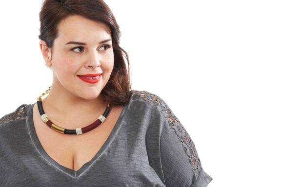 Stephanie Zwicky para Kiabi, collar 10 eur
