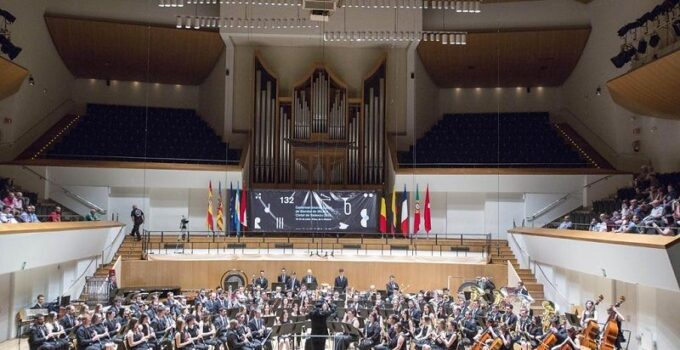 """Programa Certamen Internacional de Bandas de Música """"Ciudad de Valencia"""""""