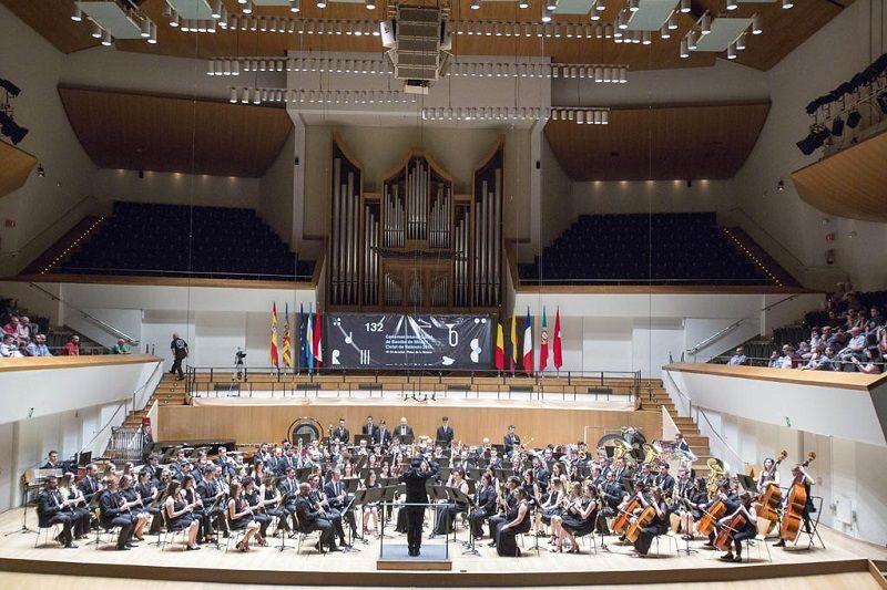 """Programa Certamen Internacional de Bandas de Música """"Ciudad de Valencia"""" valencia"""