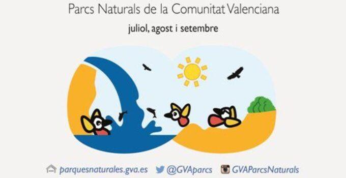 Este verano conoce los parques naturales de la Comunidad Valenciana