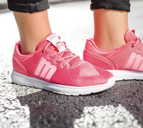 mustang-zapatillas-rosa