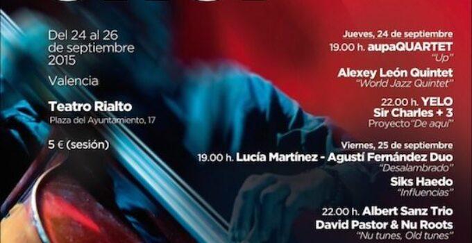 Valencia, capital del jazz español en septiembre