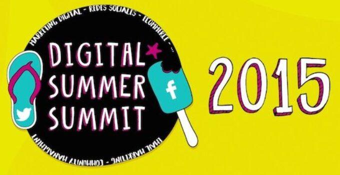 Ponte al día gratis en el mundo de Internet en el Digital Summer Summit 2015 Valencia