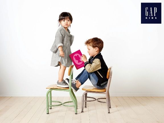 gap kids moda valencia