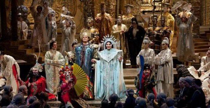 Programación temporada 2015/2016 de ópera del MET en las salas Yelmo Cines