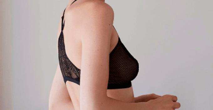 Lencería de Oysho inspirada en la belleza de la mujer
