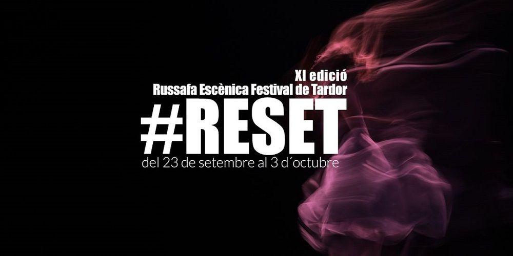 Russafa Escènica 2021 Festival de Tardor valencia