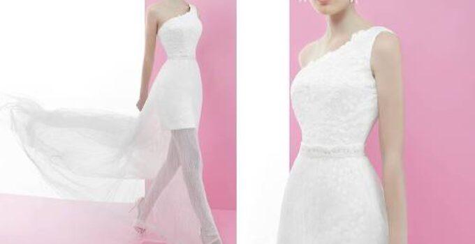 Nueva colección de vestidos de novia de Miquel Suay