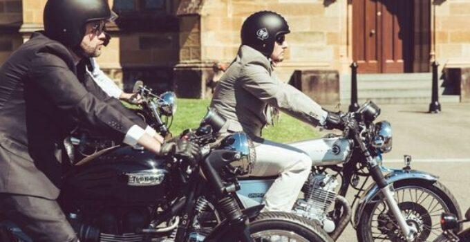 Saca tu lado gentleman,  súbete a tu moto y lucha contra el cáncer