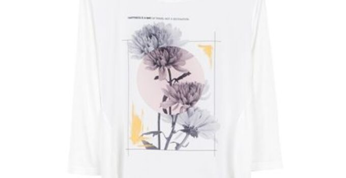 Camiseta solidaria de Trucco para la lucha contra el cáncer de mama