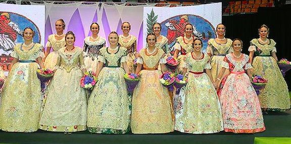 falleras-corte-honor-fallas-2016