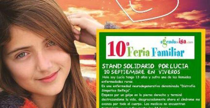 10ª Feria Familiar Agenda de Isa en los Viveros