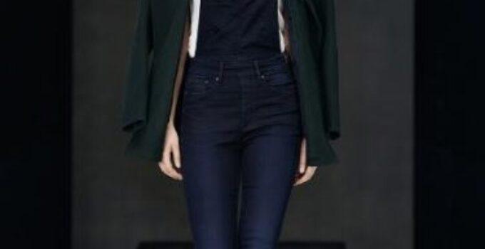 Pantalones con peto de G-Star para el otoño-invierno 2015