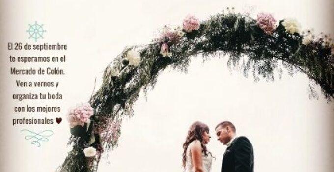 Si estás preparando tu boda, visita el Mercado de Colón