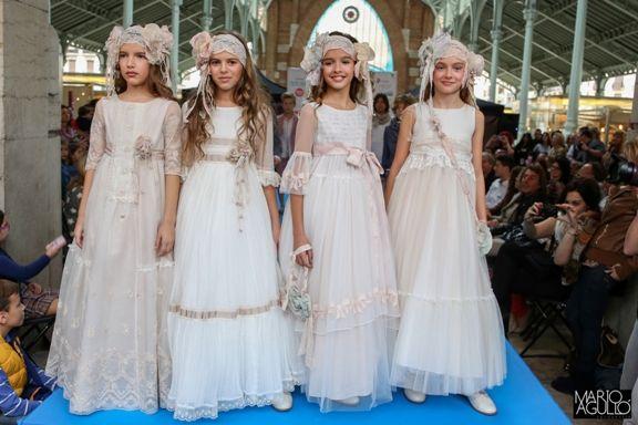 Hortensia Maeso vestidos comunion