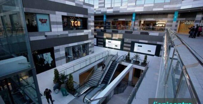 Centro comercial L´Epicentre en Sagunto