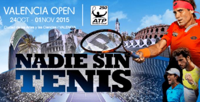 Valencia Open ATP World Tour 2015