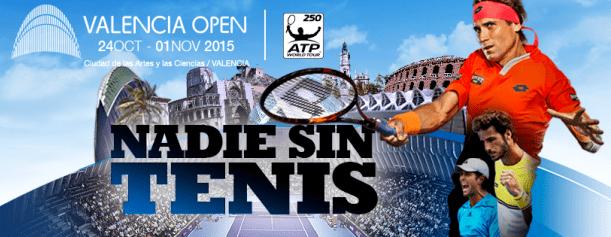 open tenis  valencia