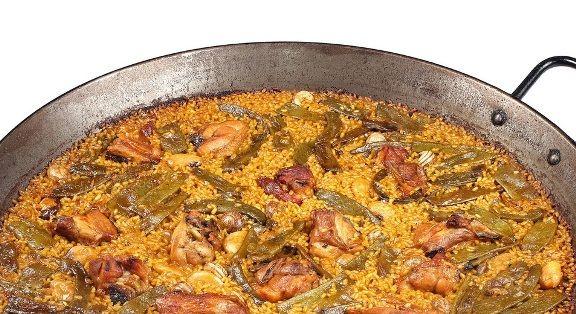 paella valenciana jornadas gastronomicas