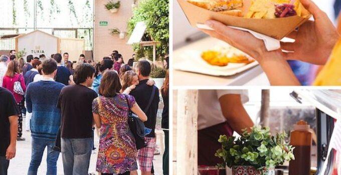 Vuelven los Foodtrucks al Street Food Festival en los Jardines de Viveros