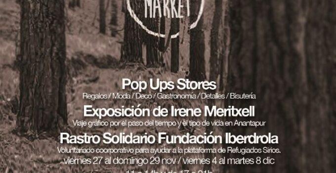 Winter Market solidario en Tapineria