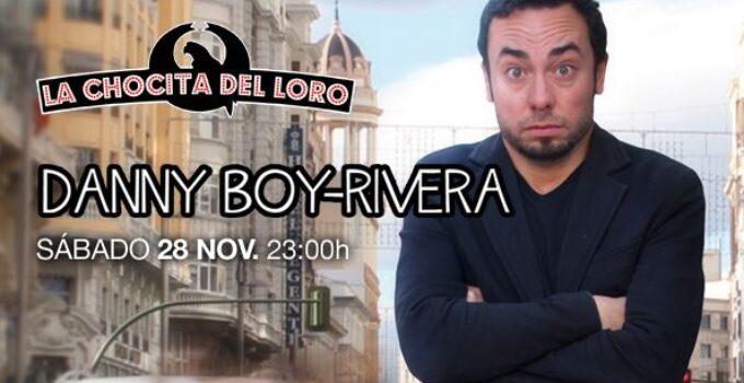 """Danny Boy-Rivera será """"La oveja negra"""" en el Casino Cirsa Valencia"""