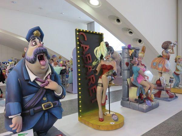 Horarios y Lugar Exposición Ninot 2020 Fallas