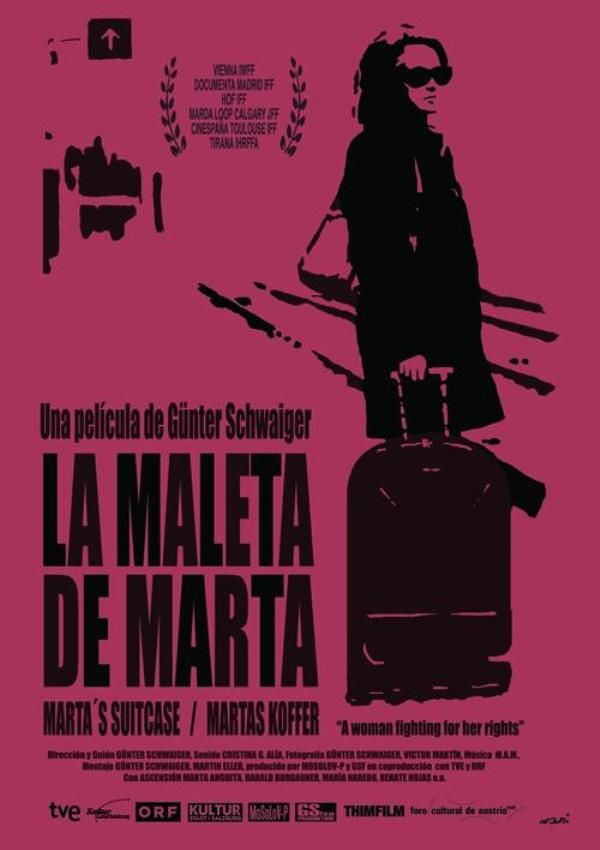 la maleta de marta documental
