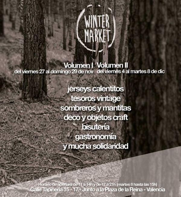 winter market tapineria volumen