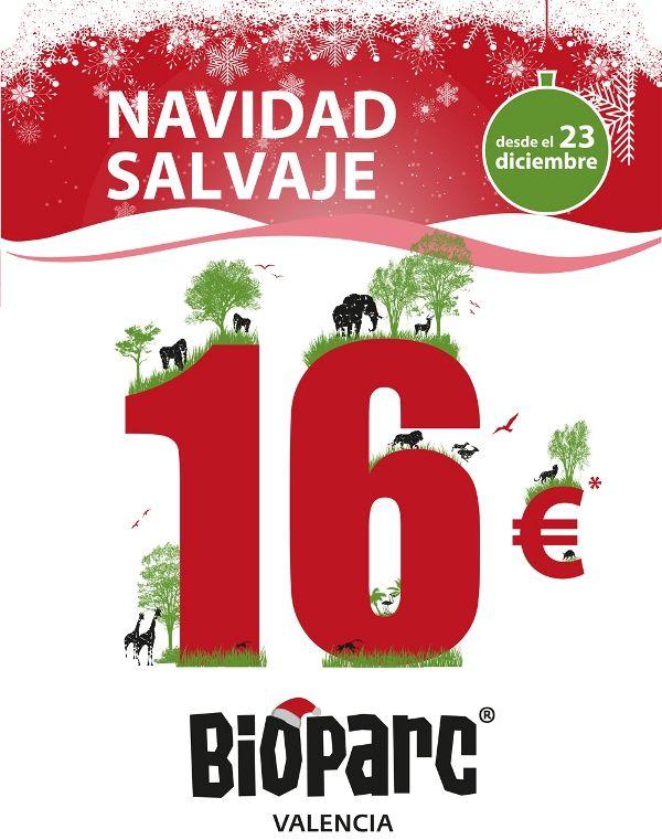 NAVIDAD SALVAJE - BIOPARC Valencia web