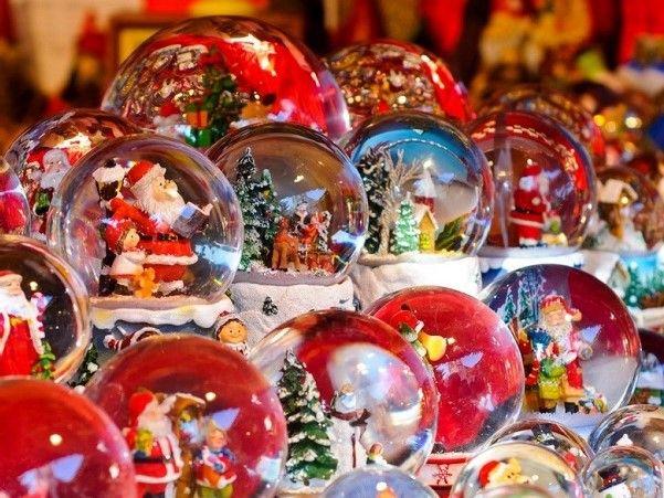 Mercado navidad Valencia