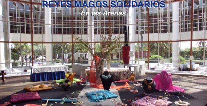 Reyes Magos solidarios en Las Arenas