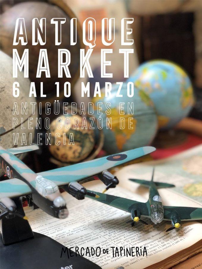 Mercado de Tapinería