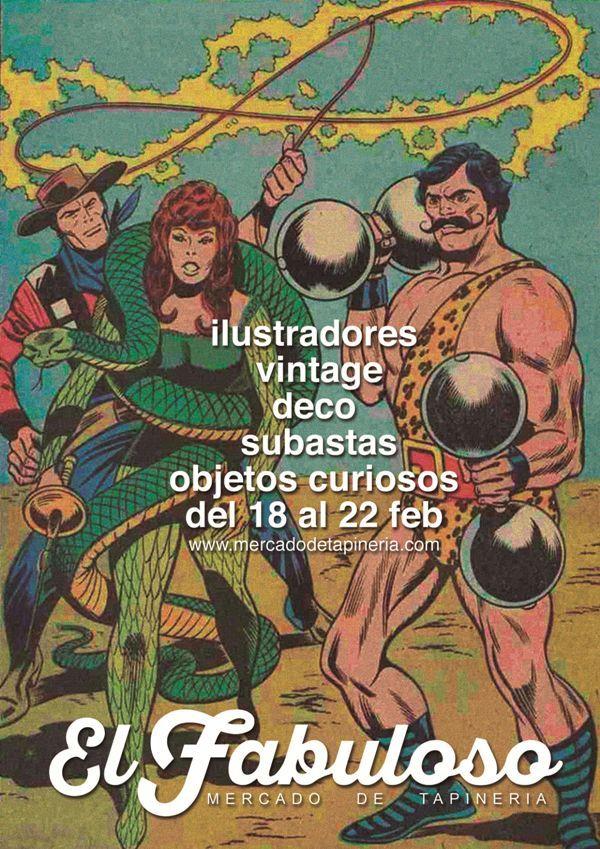 cartel fabuloso tapineria