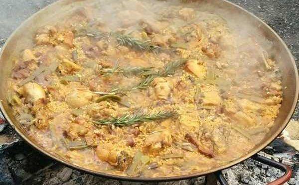 Como hacer una paella: Receta e ingredientes de la Paella Valenciana