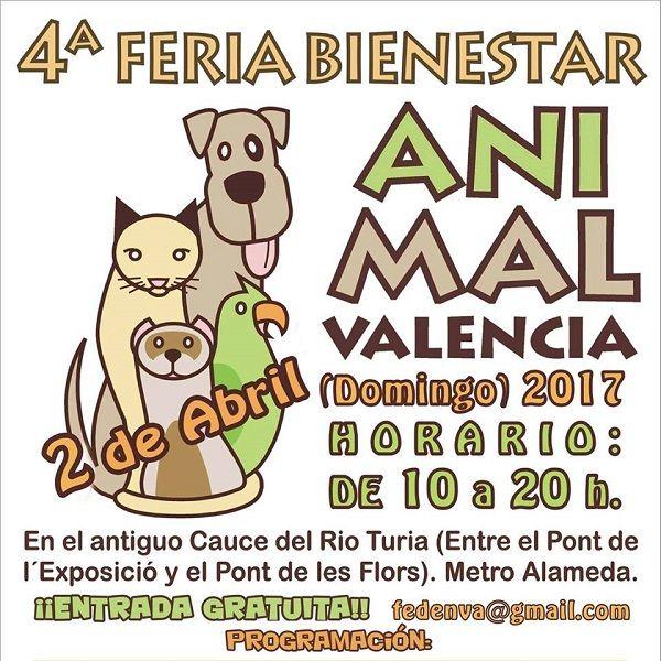 feria bienestar animal valencia 2017