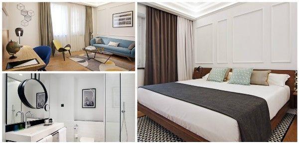 Hotel One Shot Palacio Reina Victoria 04 en Valencia