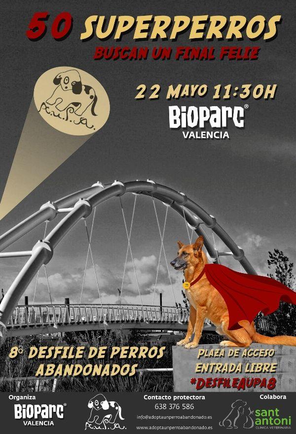 SUPERPERROS BIOPARC web