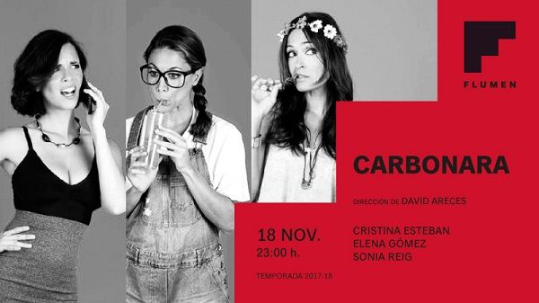 evento facebook carbonara 18 nov