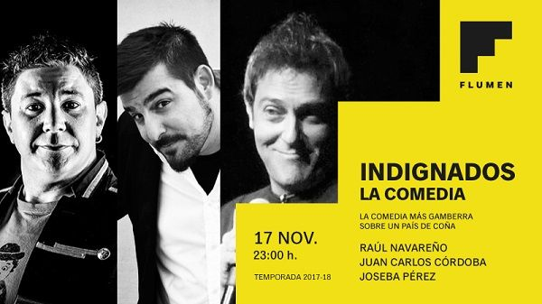 evento facebook indignados 17 nov