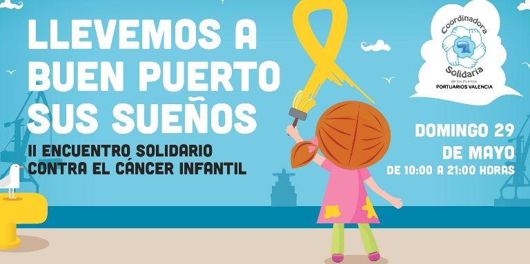 macroevento marina real cancer infantil