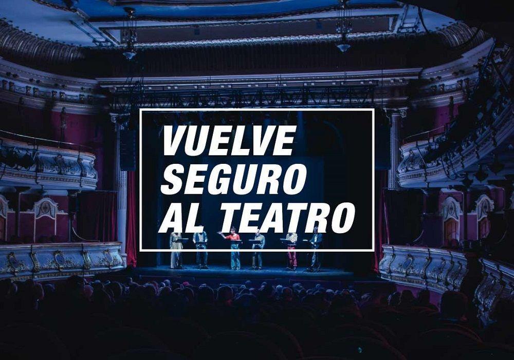 vuelve serguro al teatro