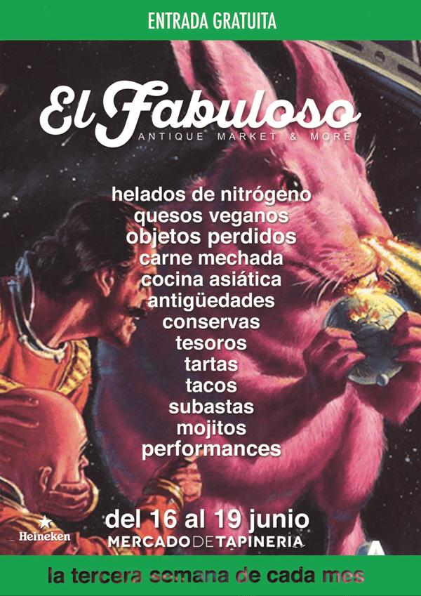 a edición El Fabuloso